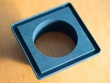 Lens board for Leitz Hektor 150mm f2.5 on Graflex Speed Graphic 4x5