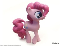 Pony - Replica of Popular Cartoon Character