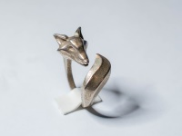 Foxy Ring 'Chasing Tail'