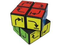 Irreversible Cube